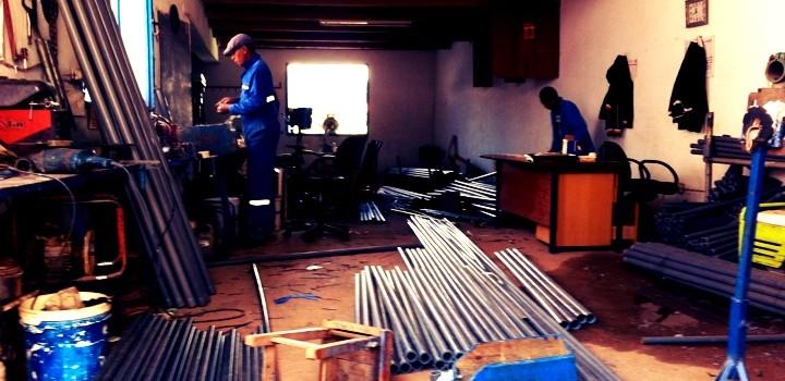 Livraison de 350 pompes manuelles Canzee
