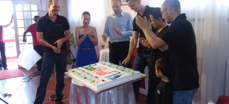 La société BushProof fête ses 10 ans d'existence !