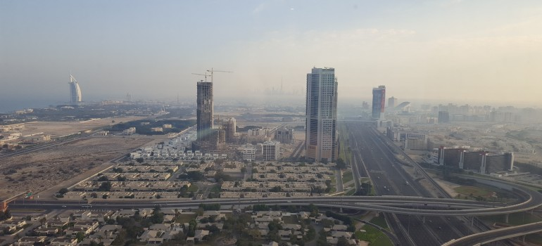 BushProof à Dubaï