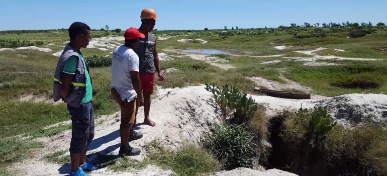 Prospection des aquifères perchés – Sud de Madagascar