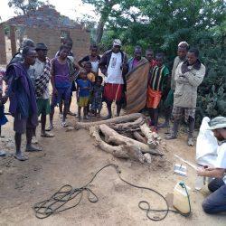 Etude des ressources en eau souterraine de la commune de Marolinta