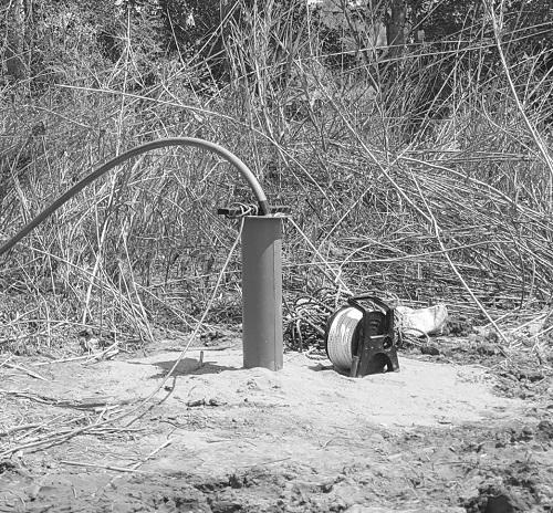 Eaux souterraines & Hydrogéologie